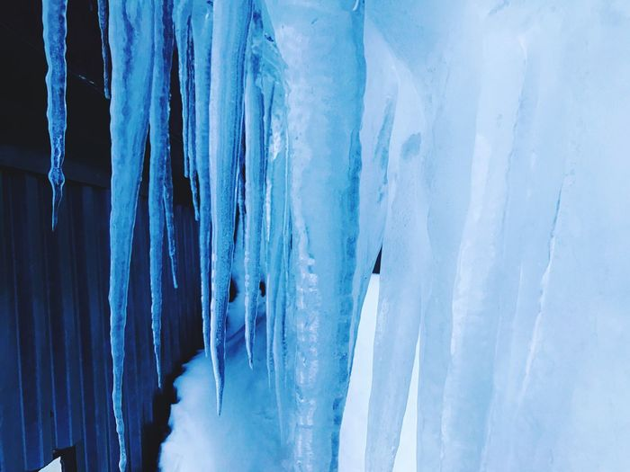 Snow Winter Cold Temperature White Color Beauty In Nature Outdoors Day Glacier Ice Glacial