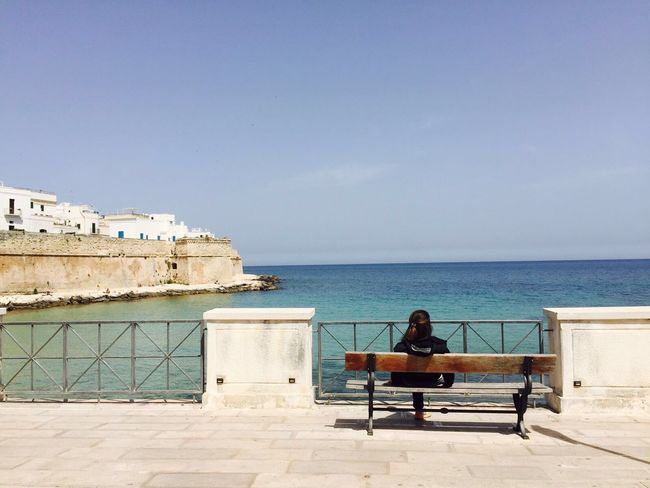 Monopoli Bari Puglia Apúlia Italy Italia Trip Trip Photo Traveling Travel Photography Traveler Traveladdict Nice Day Sea Mar Mare Beach Monopoli Relaxing Peace