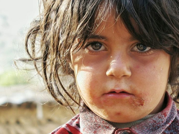 Emotions Humans Abstract Photography HUMANITY Abstract Lifestyle Iran Emotion Portraits People Human Human Face Portrait Child Children Showcase: December Deprived Girl Poor Kids Beautiful Beauty Eyes Eye Poor  Girls