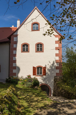 Architecture Bavaria Castle Castle Hohenstein Travel Travelling Blue Sky Culture Germany Medieval Medieval Castle Old Buildings