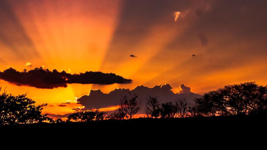 Sunset Yucatán