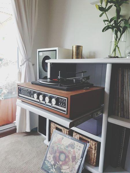 Vintage Vinyl Records Vinylcollector Hmv Hmvdropstack Recordplayer Fleetfoxes Nimos Speaker Refurbished Furniture