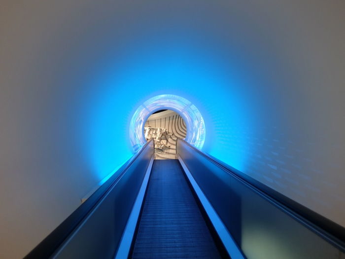 Tunnel in tunnel
