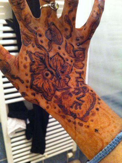 Mon Henné