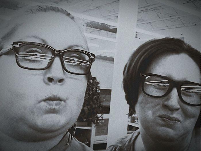 Black&white Big Lots Bff❤ Hipster Glasses Nerd Swag  Geeking