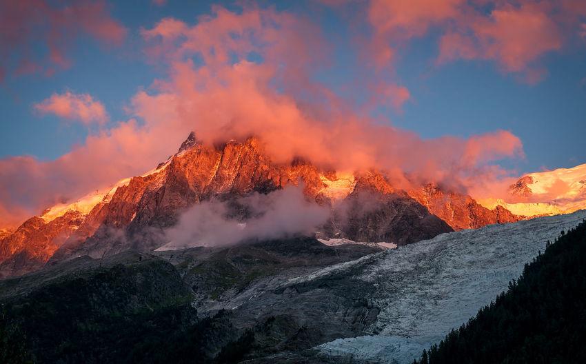 Mont Blanc at