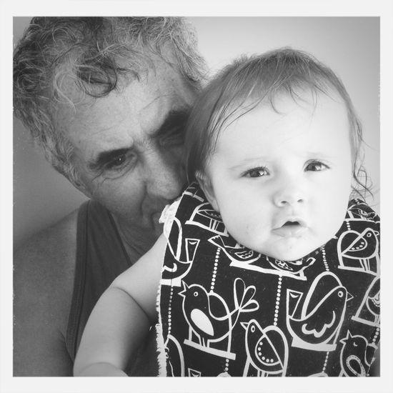 Dad and Ella