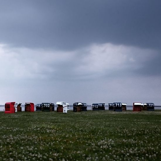 The Great Outdoors - 2018 EyeEm Awards Wattenmeer No People Outdoors Germany Ostfriesland Waddensea Weather Photography Neuharlingersiel Dark Clouds