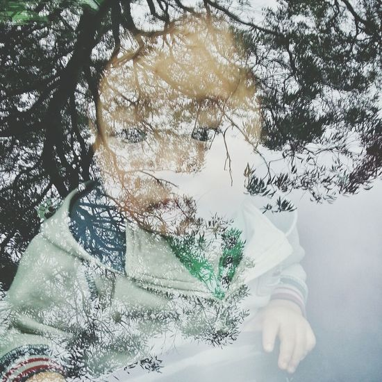 Entry for Time To Reflect AMPt_community Reflection The Portraitist - 2014 EyeEm Awards
