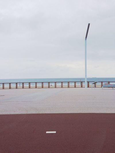 The Hague Beach Schrevenigen Horizontal Light Empty Places Minimalism