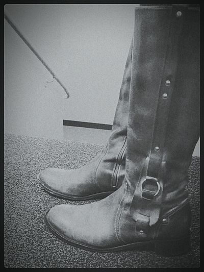 Boots Lucchese Fashion Leatherboots