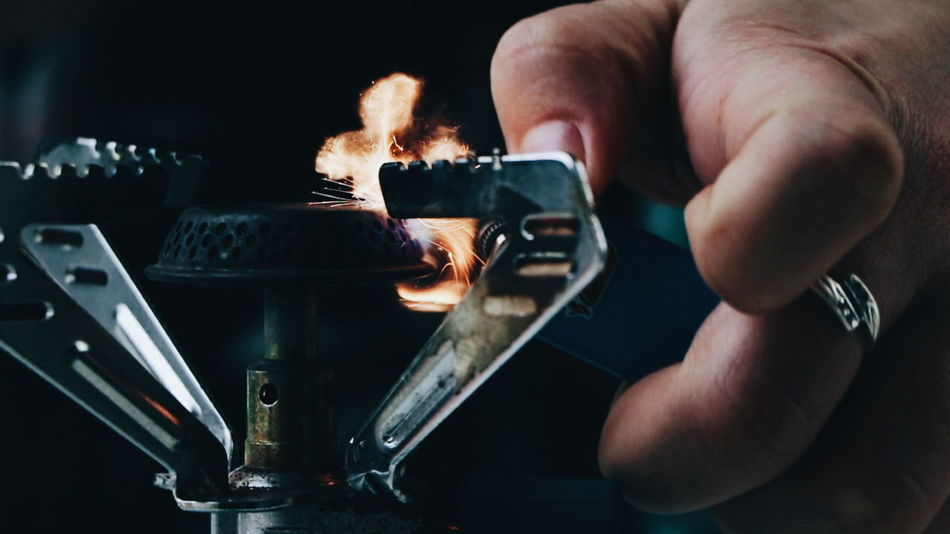 Human Body Part Human Hand One Person People Heat - Temperature Business Finance And Industry Adult Preparation  Indoors  Close-up Adults Only Flame One Man Only Day EyeEm Selects Fire Preparation  Technology Camping