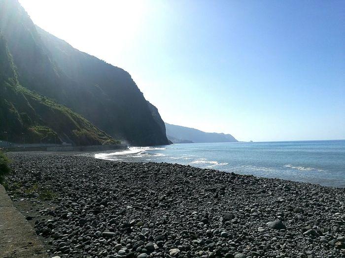 Relaxing Alone Time Seaside Sunny Day Fazosteusmomentos