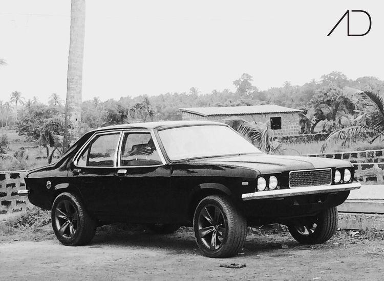 Car Oldschool First Eyeem Photo