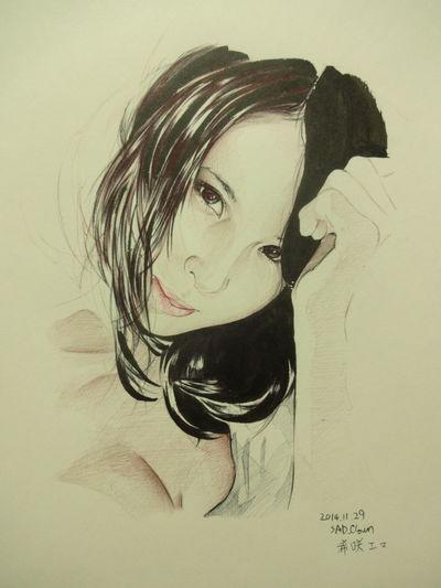 希咲エマ Ballpoint Drawing Paint Esedy