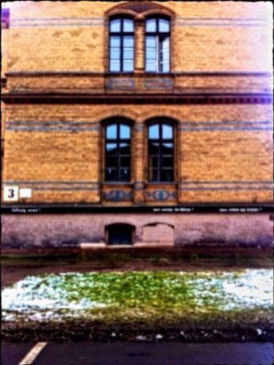 Bezirksamt Pankow , Haus 3 @ Fröbelstraße   ehemaliges MinisteriumfürStaatssicherheit