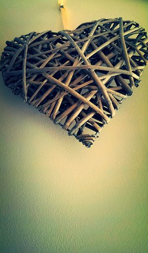Woven Heart All Things Heartshaped