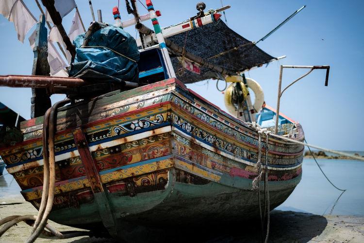 Fishing Boat in