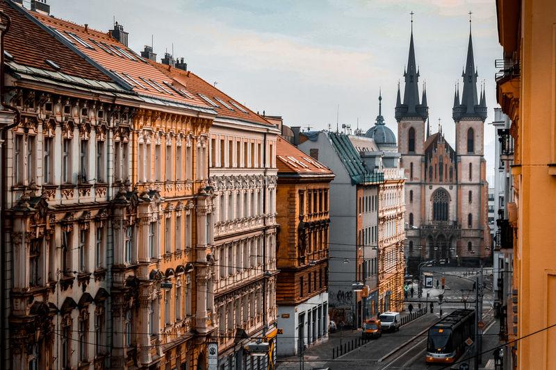 Praga Inspirations Wonderful Europe Trip Politics And Government City Cityscape Urban Skyline Architecture Sky Building Exterior Built Structure