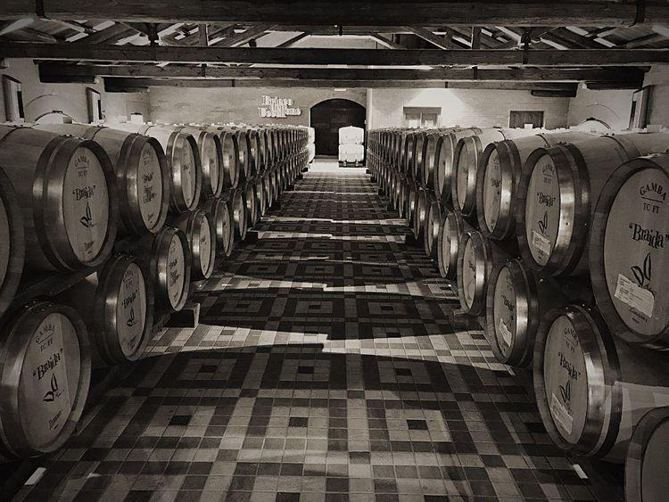 Winemaking Cellar Wine Winery Wine Cellar Distillery Alcohol Distillation Botti Barriques Piemonte Cantina Itay EyeEm Best Shots EyeEm Gallery EyeEm Best Edits EyeEm Black And White Blackandwhite Geometric Shape Geometry Square Wine Cask Autumn Wine Moments