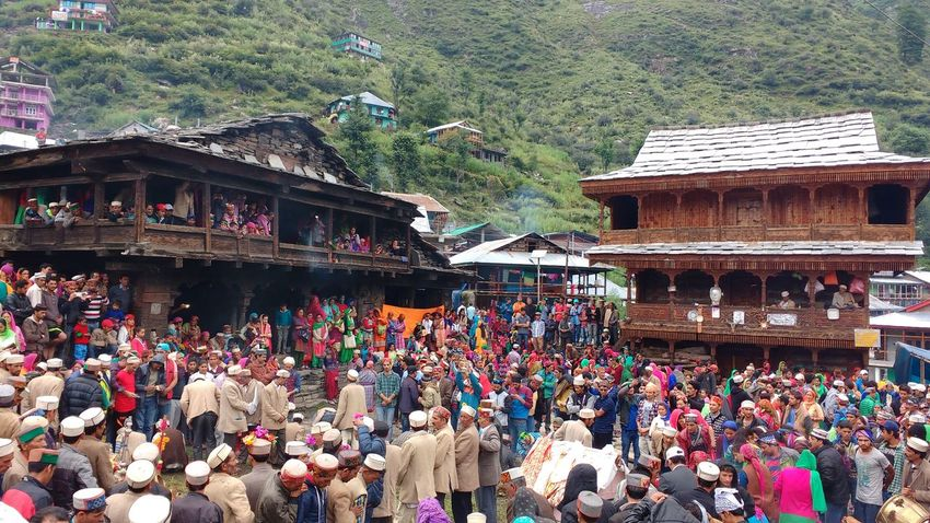 Festival Season in malana