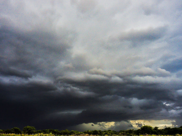 A Storm near to Córdoba, Argentina. Awe Beauty In Nature Cloud - Sky Day Dramatic Sky Landscape Nature No People Outdoors Scenics Sky Storm Storm Storm Cloud Stormy Weather Thunderstorm Tranquility Tree Weather