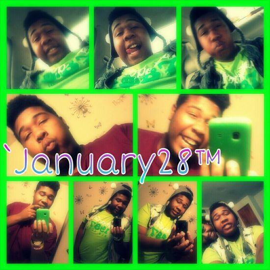 I Love You January 28th, ♡ⓓⓞⓟⓔ♡™