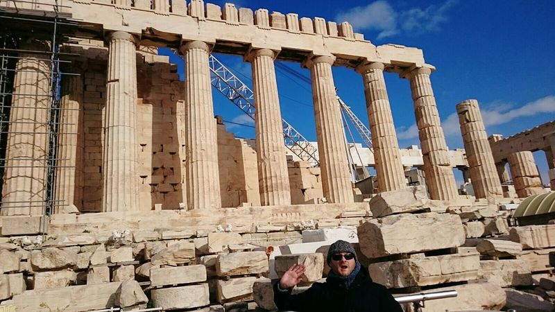 Travelling Visiting Marble Monument Athens Athens, Greece Trip Check This Out Europe Trip Architecture Memorial Triumphal Arch Archaeology National Monument Civilization