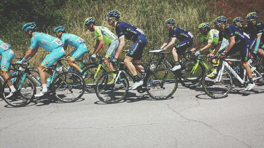 Giro di Italia 2016 Giroditalia Giroditalia2016 Bike Bikes Bikers Sport Italy Competition First Eyeem Photo
