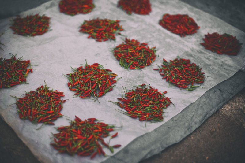 Chilies at the market Thai Thailand Food Taste Flavor Spices Food Prep Cooking Ingredient Chef Chef Life Cook  Market Delicious Spicy Foodingredients Red Fresh Fresh Produce Freshness Fresh Beautifully Organized