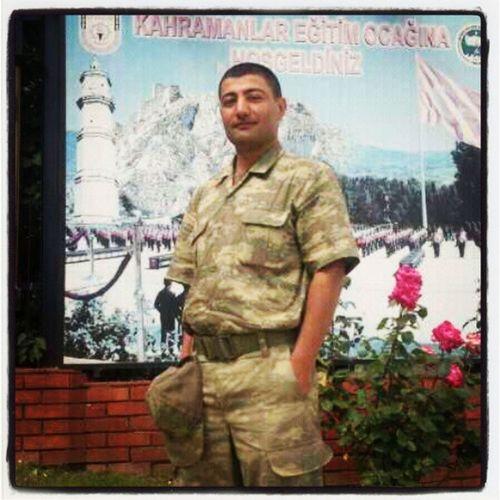 Türkiye Cumhuriyeti 48 .piyadebirligiTokatmerkez asker16.gündeilkkareilkanı