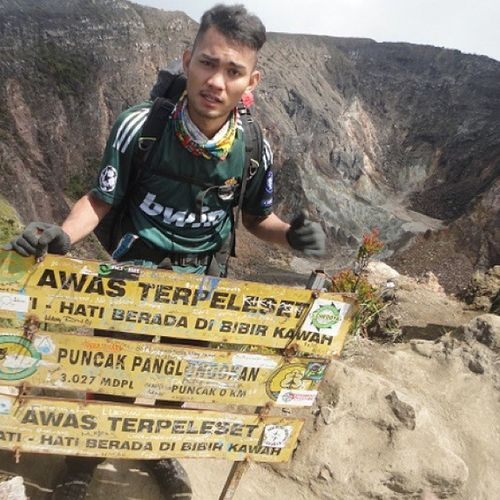 Indonesia_indah Indonesiadventure Atapjabar Gunungciremai Adventure backpacker view hiking