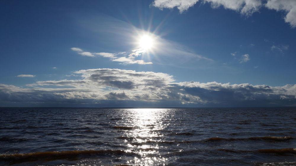 Sea Sun Water Nature Cloud - Sky No People Travel Scenics Horizon Over Water Beauty In Nature Eye4photography  EyeEmBestPics EyeEm Nature Lover EyeEm Gallery Nature Photograhy Sunny Day Nature_collection