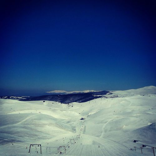 Taking Photos Macedonia Enjoying Life Hello World Snow Skiing Mountains Naturelovers