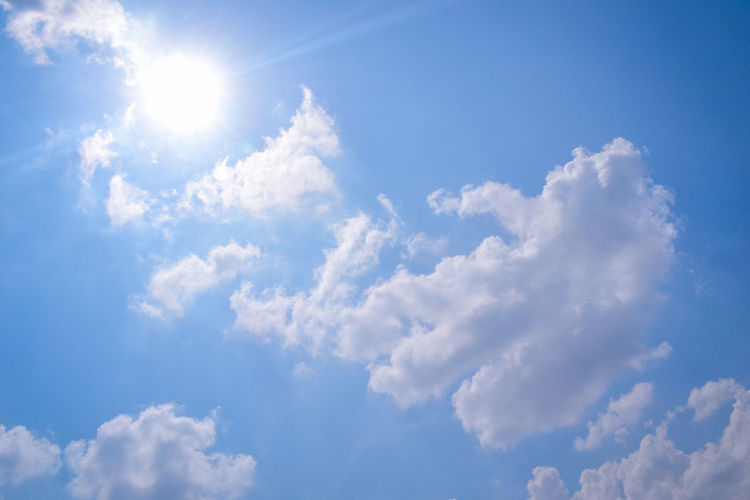 Sun Cloud - Sky