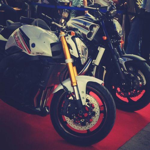 Fz1 Yamaha Vmax