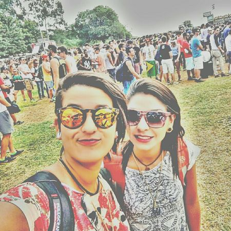 She 💕 MyLove❤ Tomorrowland Linda Moments Bestfriend Brazilian Gemea Friends ❤