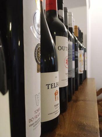 Beautifully Organized Wine Bottle Alentejo,Portugal Wine Moments Wine Moments