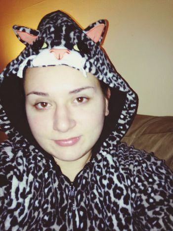 Meow Cat Pajamas LOL