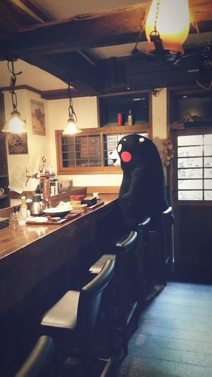 A Taste Of Life Curry Rice Coffee Japan Kurosawa Black Bear Vintage Photo Bear The Best From Holiday POV Samsungphotography