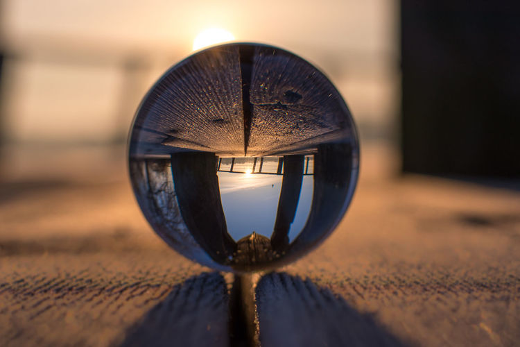 Close-up Crystal Ball Electricity  Illuminated Indoors  Lighting Equipment Night No People Reflections Sunrise Sunset