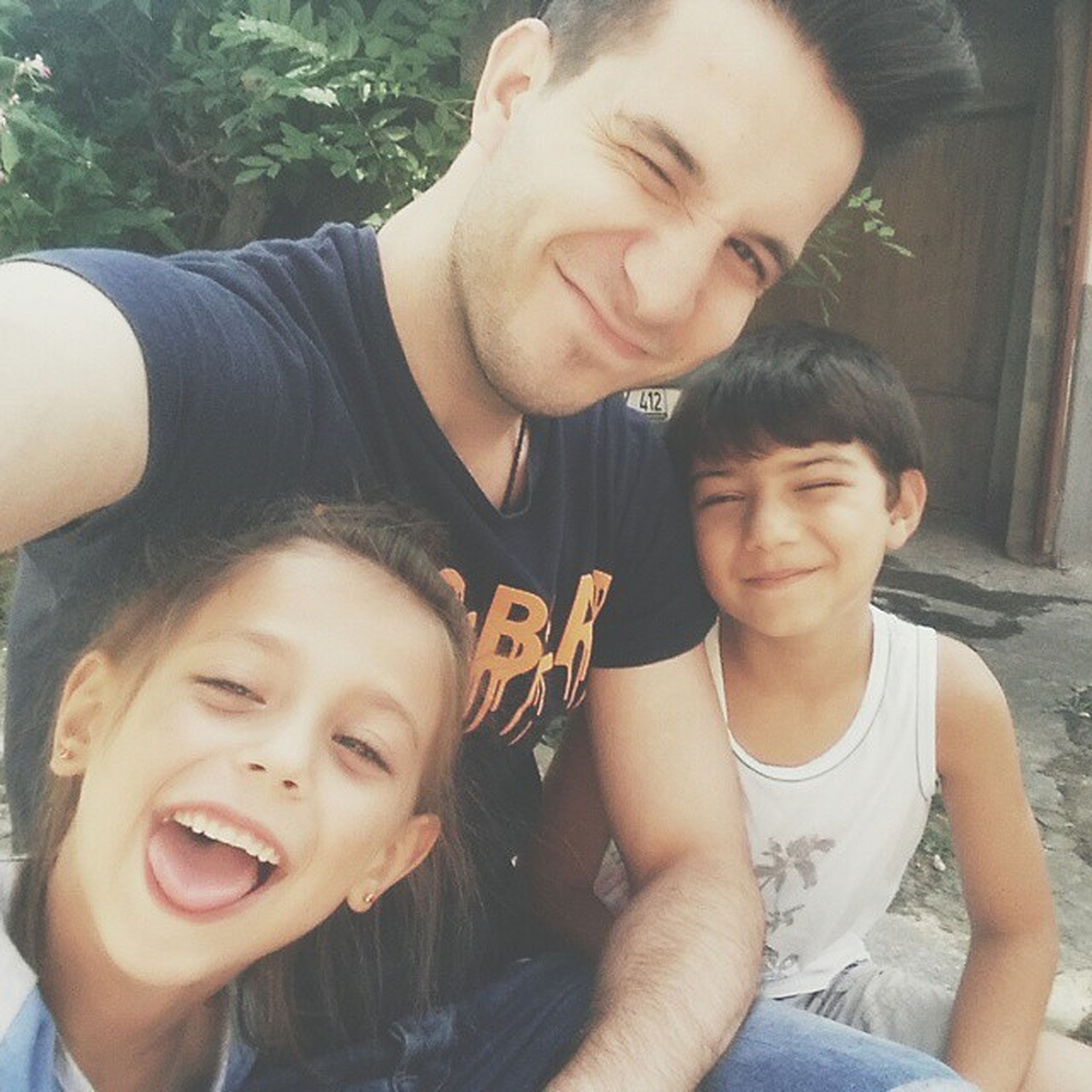 bonding, togetherness, love, person, childhood, lifestyles, family, boys, elementary age, happiness, leisure activity, smiling, portrait, looking at camera, sibling, brother, cute