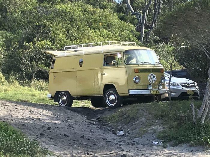 Australia Classic Camper T25 VW Bus VW Campervan No People Vintage Van Vw Camper Van