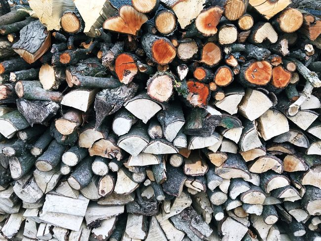Logs log pile Log Stack Timber Woodpile Abundance Full Frame Large Group Of Objects Forestry Industry Backgrounds Heap Wood - Material Lumber Industry No People Day Close-up Outdoors