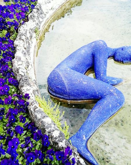 Water One Person Day Metafora Ravello Ravello Italy