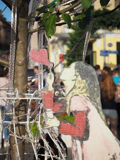Art, festival, love Day Tree City