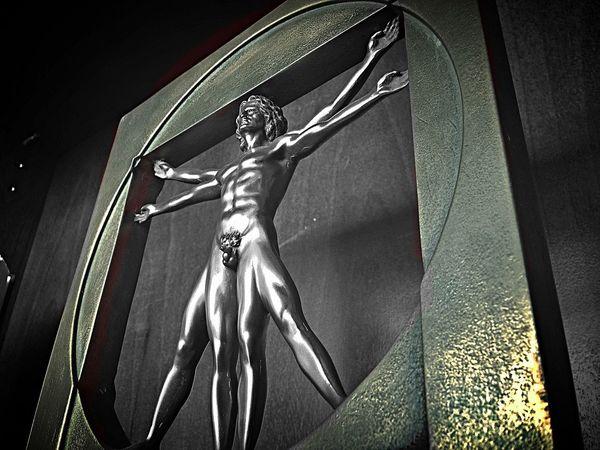 Da Vinci Homo Vitruviano