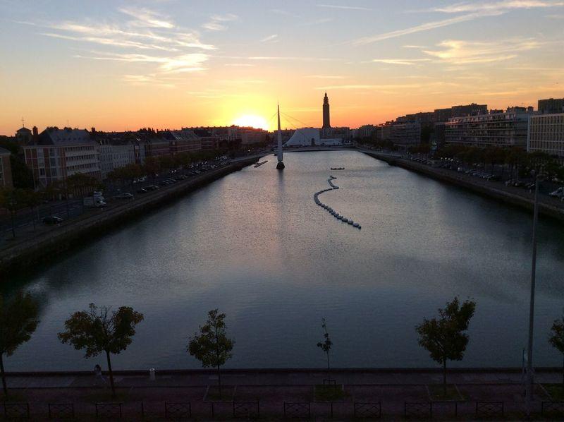 Travel Le Havre Sunset Hotel Window