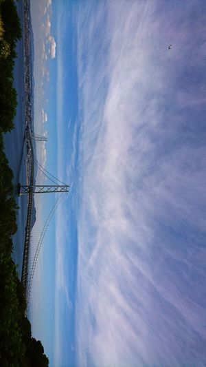 【Hyogo,Japan】Akashi bridge Summer Of Japan Akashi Kaikyo Bridge Japan Hyogo Nautical Vessel Sea Blue Sky