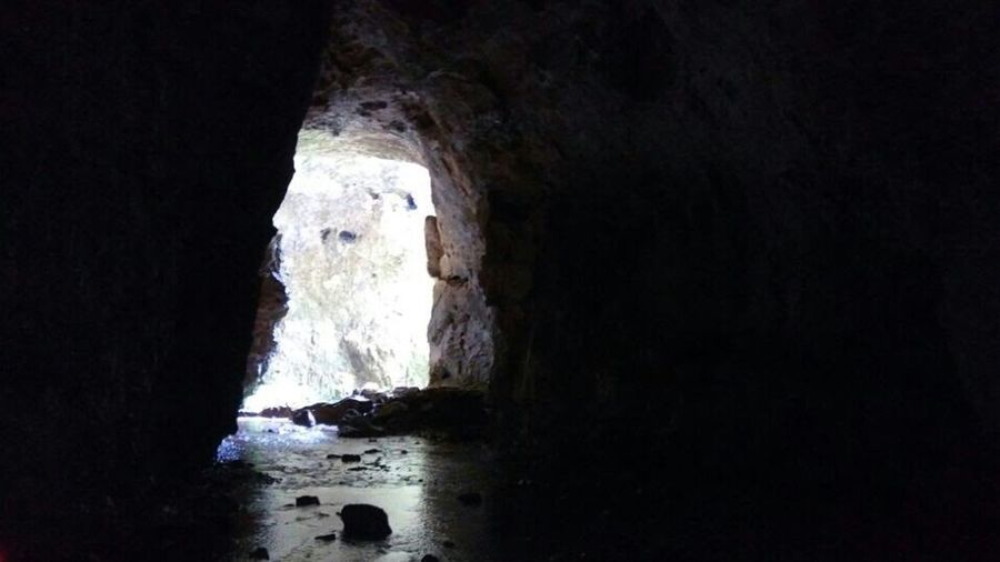 Dark Cave Arch Architecture No People Day Cave Photography Cavescape Cave Exploration Cave Exit Cave Adventure Wet Cave Entry Geological Landscape Cave Formations Caves Geological Formation Power In Nature Spring-fed Geology Water Beauty In Nature Nature Landscape Rock - Object
